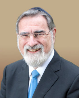 "Rabbi Lord Jonathan Sacks z""l"