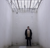 2020 Genesis Prize Natan Sharansky revisiting a Soviet punishment cell 30 years after his release