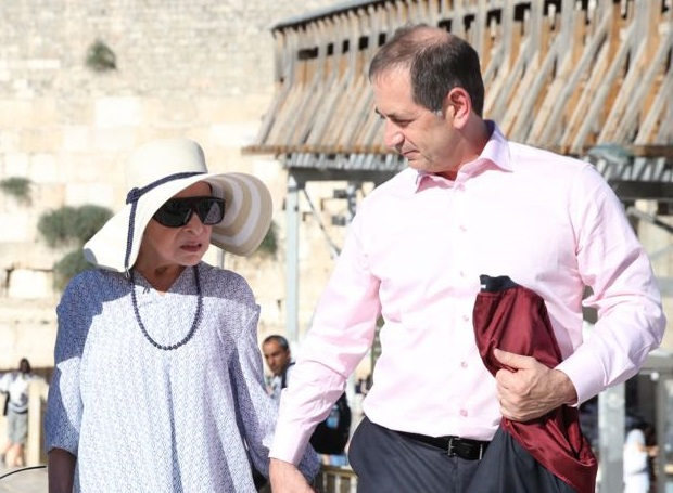 FINAL RBG and SP at Kotel for F&F.jpg